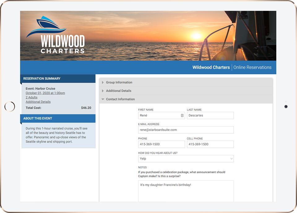 Starboard Suite Software - 3