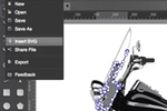 YouiDraw Screenshot: YouiDraw insert SVG