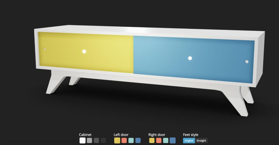 Furniture configurator