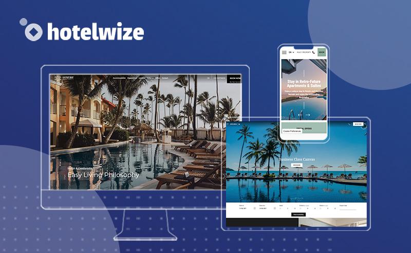 Hotelwize Hotel Websites