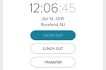 ADP Workforce Now screenshot: ADP Mobile App sample