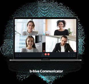 Communicator - Laptop 4 Up