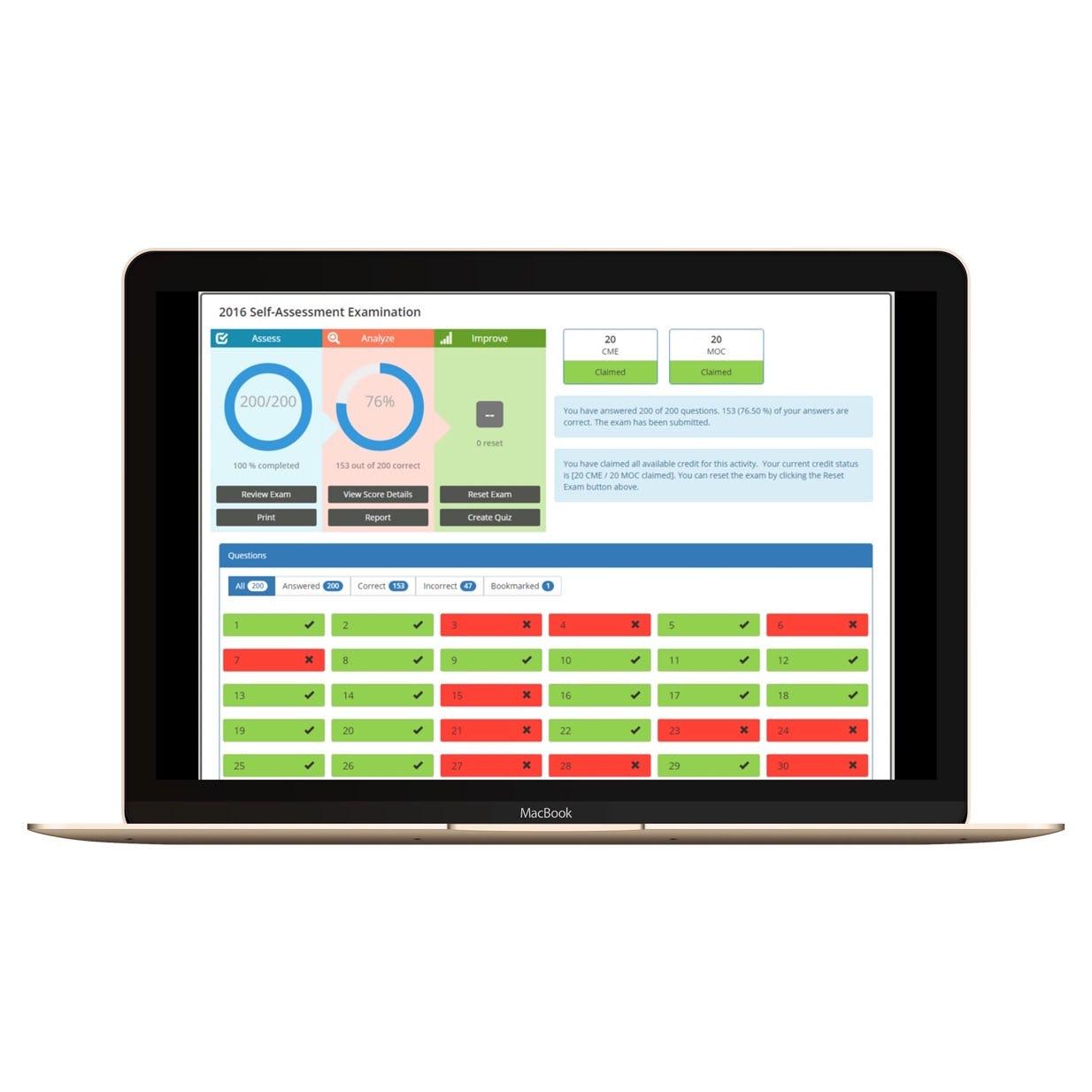 Oasis LMS Software - Test Prep