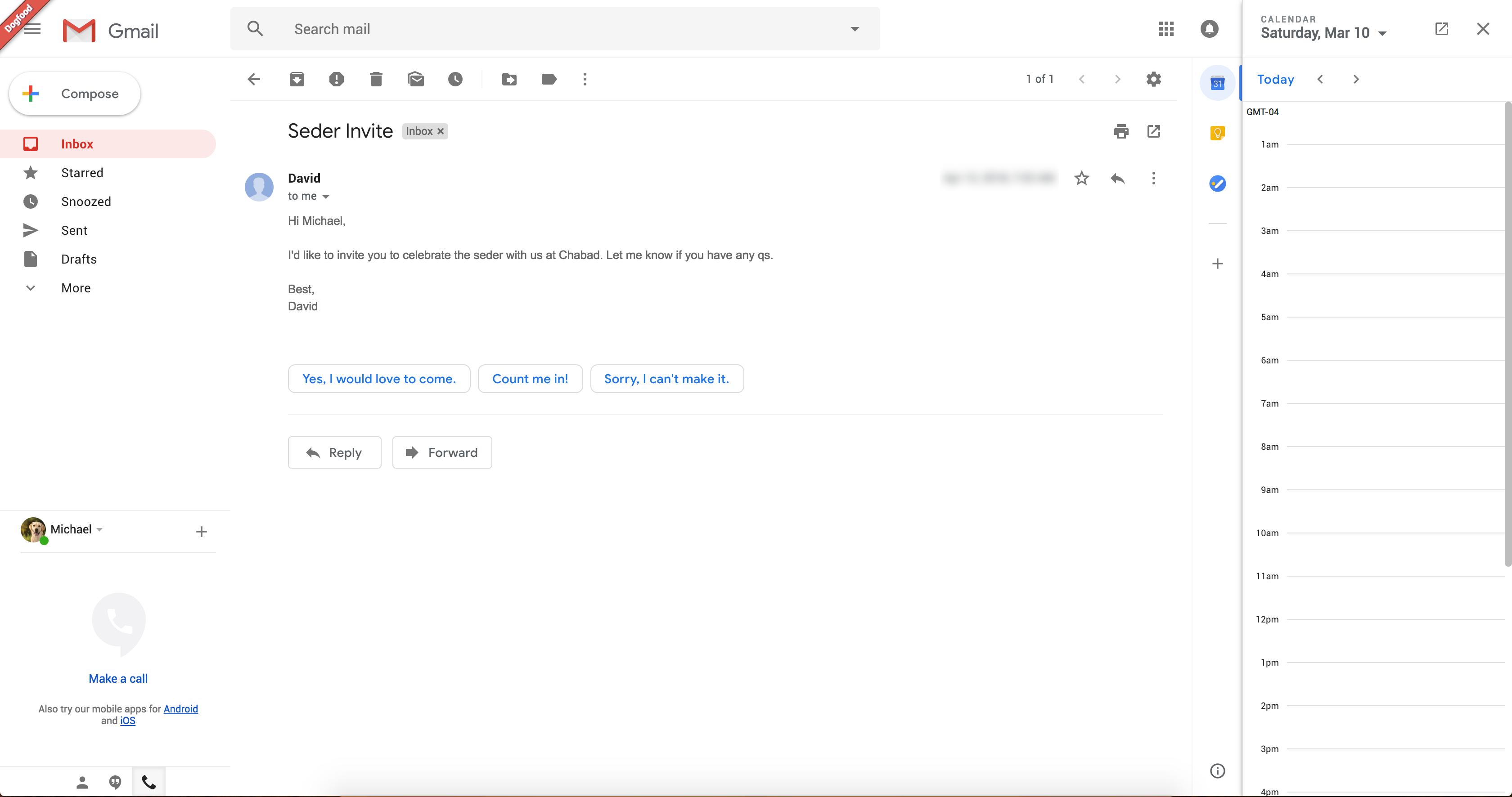 Gmail Software - Gmail schedule calendar