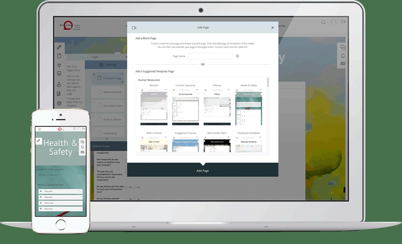 MyHub Software - MyHub Template Library
