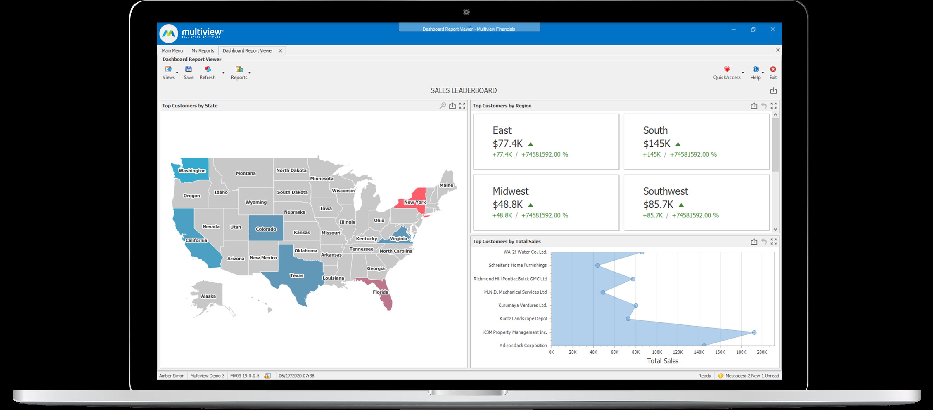 Multiview ERP Software - 1