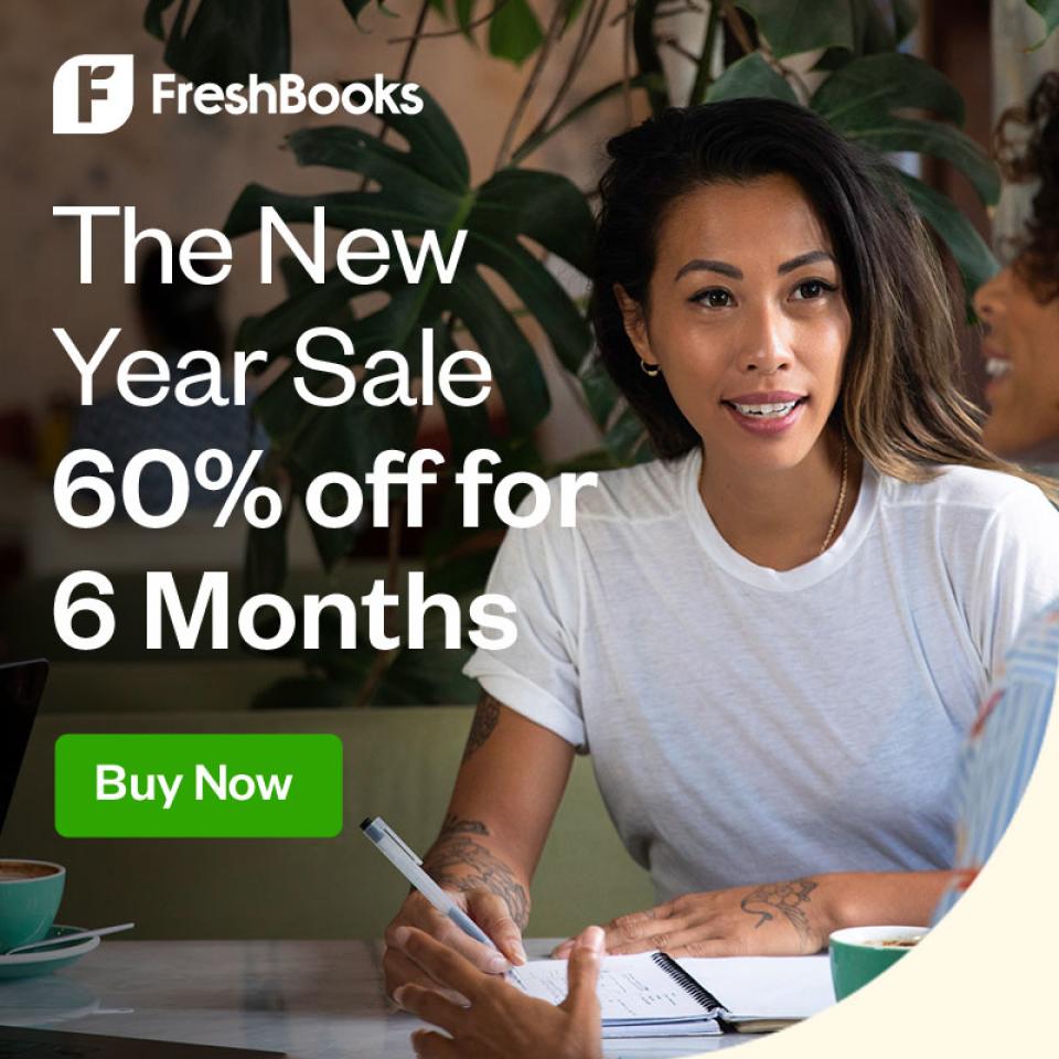 FreshBooks Software - 1