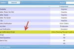 Lodgix Screenshot: Lodgix allows users to set up multiple different email templates and response automations