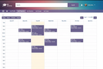 RIO Education screenshot: RIO Education session schedules