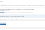 Confluence screenshot: Collaborate with your teammates using @-mentions and page comments