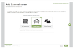 ECmanaged screenshot: Manage & monitor servers from unsupported cloud providers with ECmanaged
