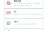Luma Health screenshot: