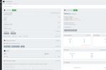 Fusebill Subscription Billing screenshot: Customer Overview Dashboard