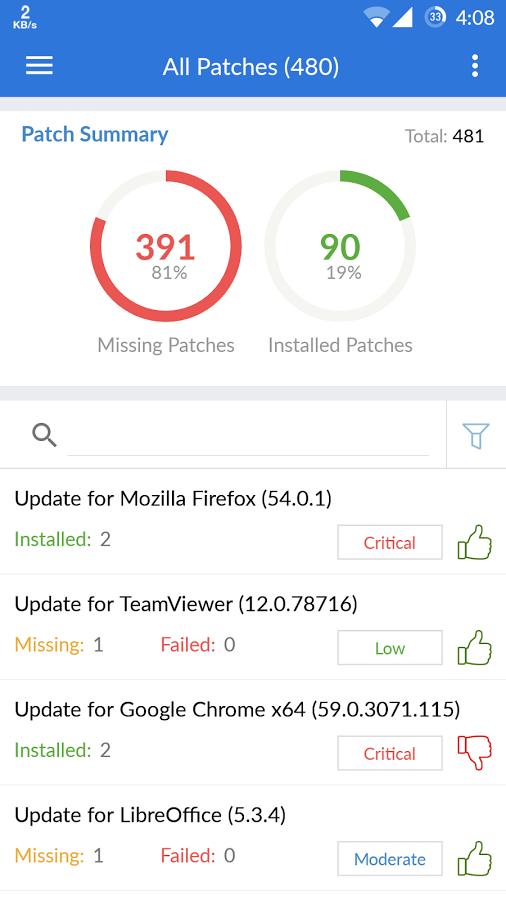 ManageEngine Patch Manager Plus Logiciel - 3