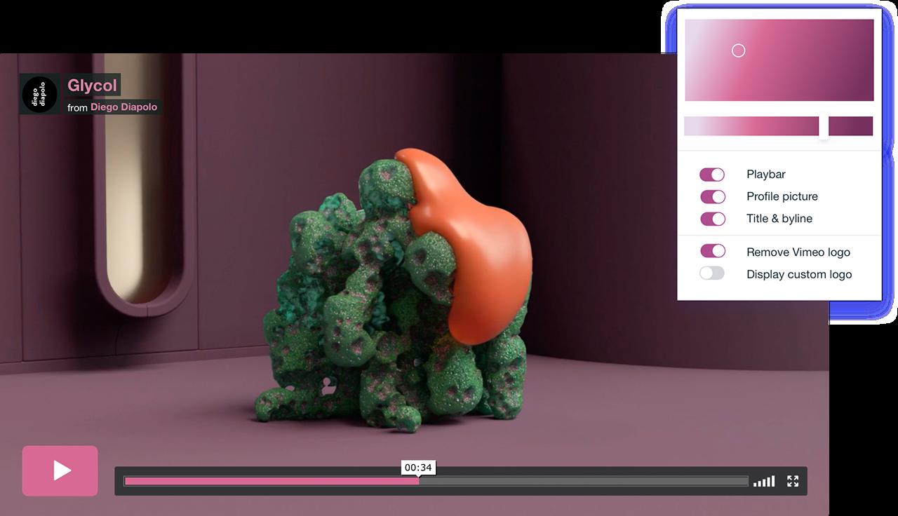 Vimeo Pro Logiciel - 3