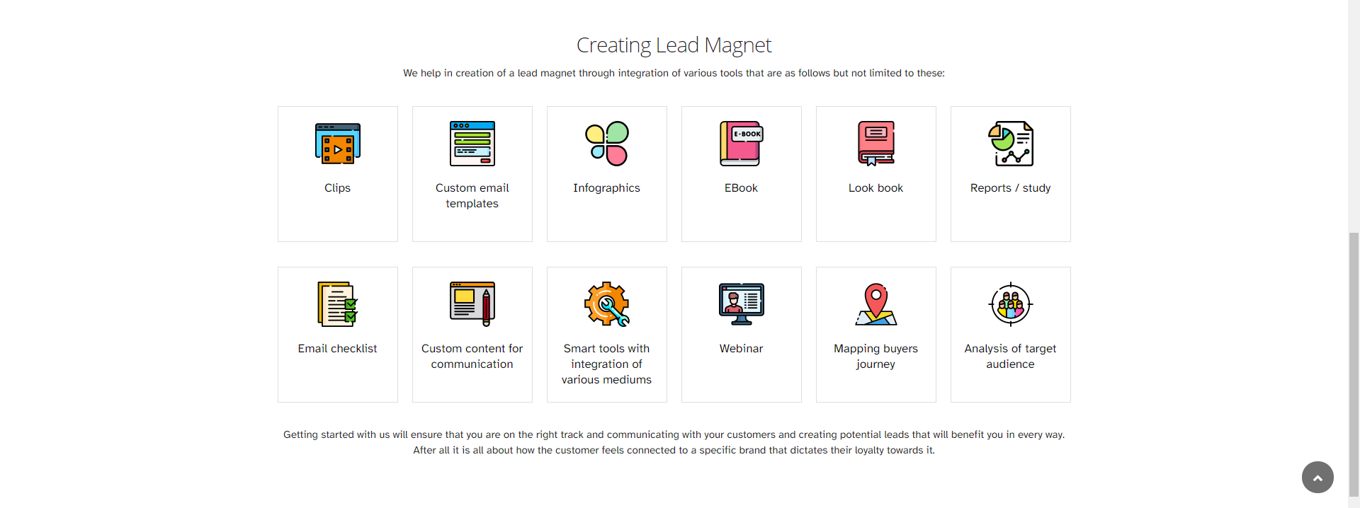Magnet for Leads