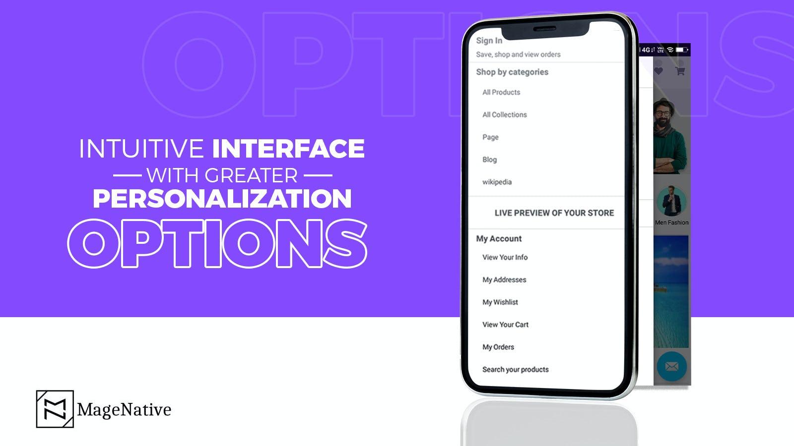 MageNative Shopify Mobile App Software - 5