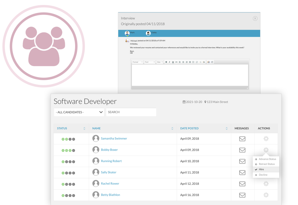 BerniePortal Software - 3