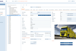 Ultimo Enterprise Asset Management screenshot: Fleet Management that enables users to stay up-to-date on activities