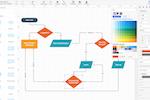 Moqups screenshot: Moqups diagrams