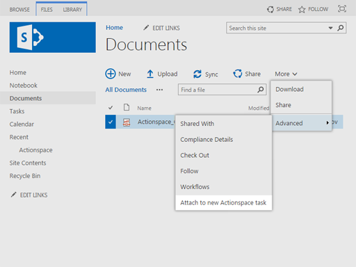 Ensure enterprise content security with native SharePoint integration