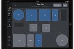 Upserve screenshot: Floor and table plan on Upserve POS