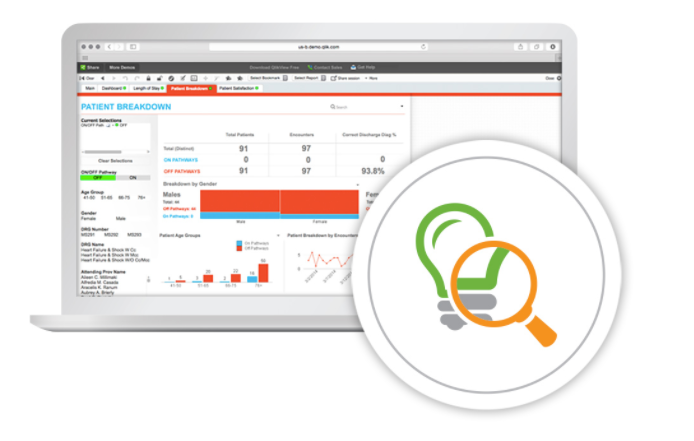 QlikView Software - Global search