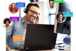 Schermopname van Marketing 360: Dedicated marketing team.