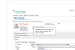 ClearCare screenshot: Customer relationship management tools support marketing and sales efforts, reaching more referral sources and attracting business