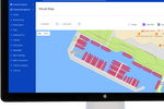 MARINAGO screenshot: Integrated visual map designer