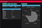 BrainsFirst screenshot: BrainsFirst candidate profile