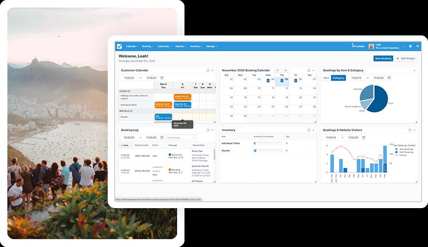 Checkfront Software - 2