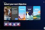 Metigy screenshot: Metigy objective planning screenshot