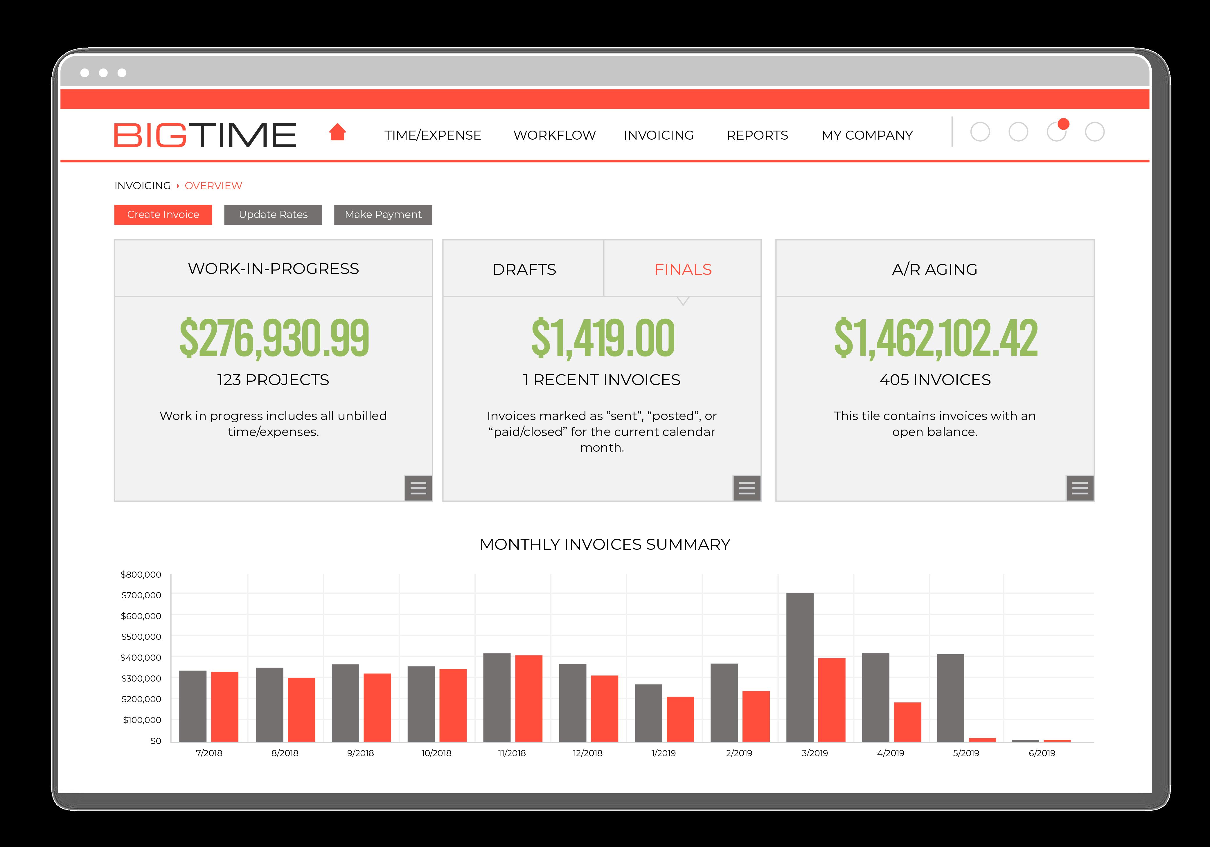 BigTime Software - 3
