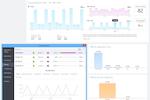 NetCrunch screenshot: Create graphs showing NetFlow, sFlow and NBAR