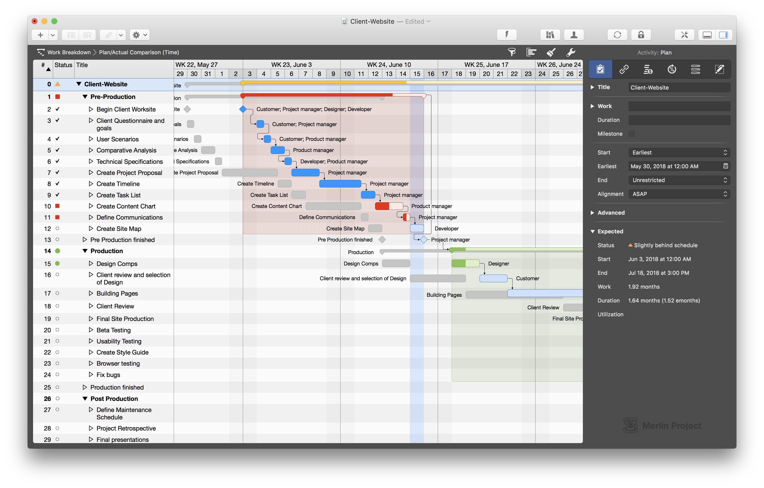 Merlin Project Software - 1