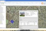 Municity screenshot: Municity integrated GIS