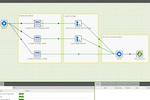 Matillion screenshot: Matillion ETL workflow screenshot