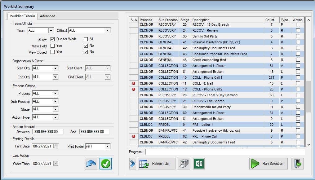 Rocket Collector Software - 1