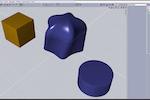 solidThinking suite screenshot: solidThinking Evolve construction tree screenshot