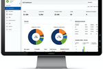 Systum screenshot: The CEO dashboard provides a custom overview of the business