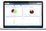 Proteus CMMS screenshot: You can monitor asset performance, initiate preventive/predictive maintenance measures, and easily collect data on your assets. This allows for better risk management, warranties, and change notices. When integrated with the factory floor and MES/ERP syst