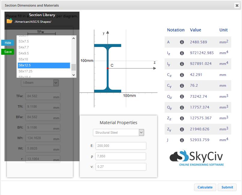 SkyCiv Structural 3D Software - 5