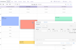 Genbook Screenshot: Calendar and Scheduling