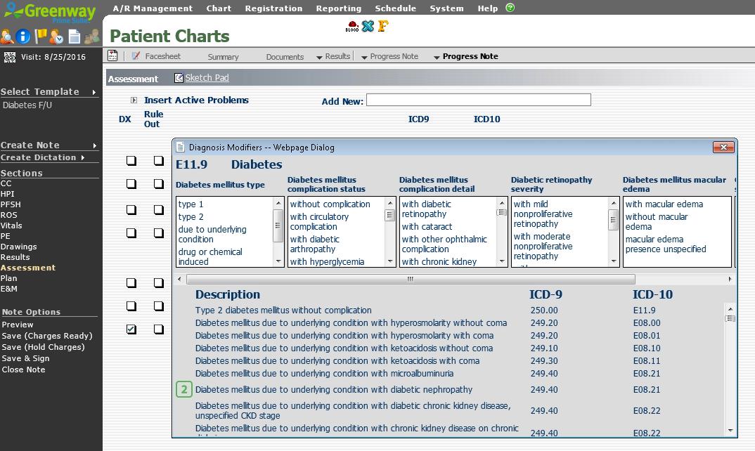 Greenway Health Prime Suite Software - 5