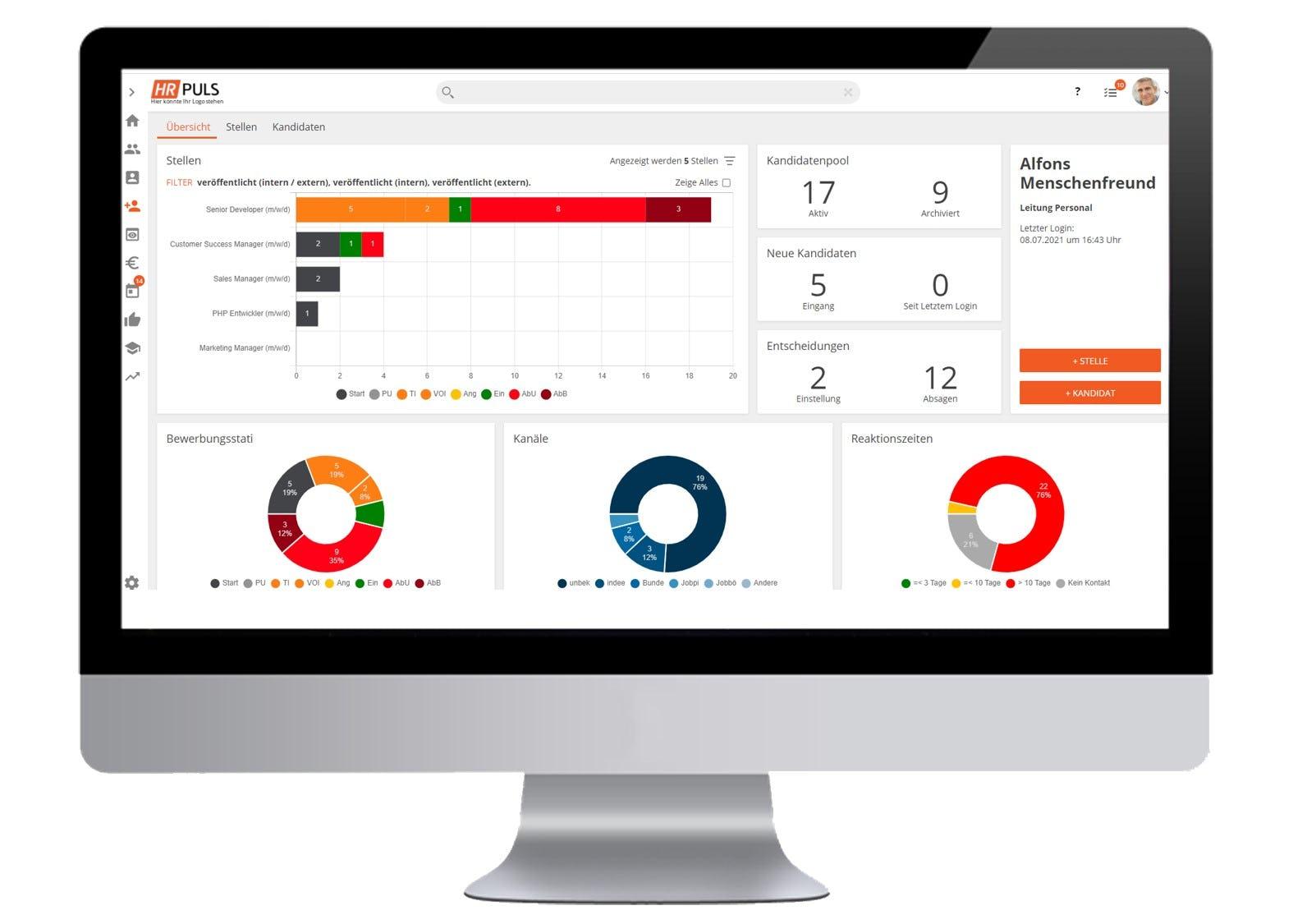 HRpuls Software - 1