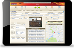 StationSmarts screenshot: Property details, including multiple contacts, inspections, violations, NFIRS reports, floor plans, and more can be recorded
