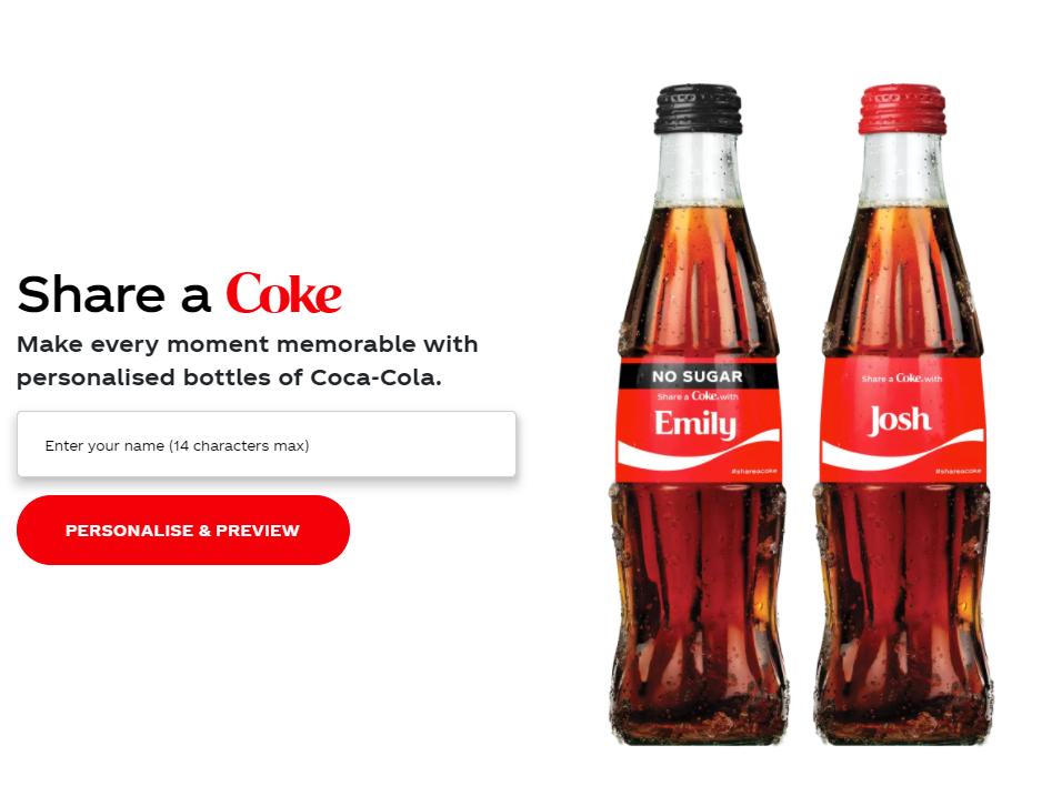 Beverage Company - label personalization, print server integration, fulfillment center automation