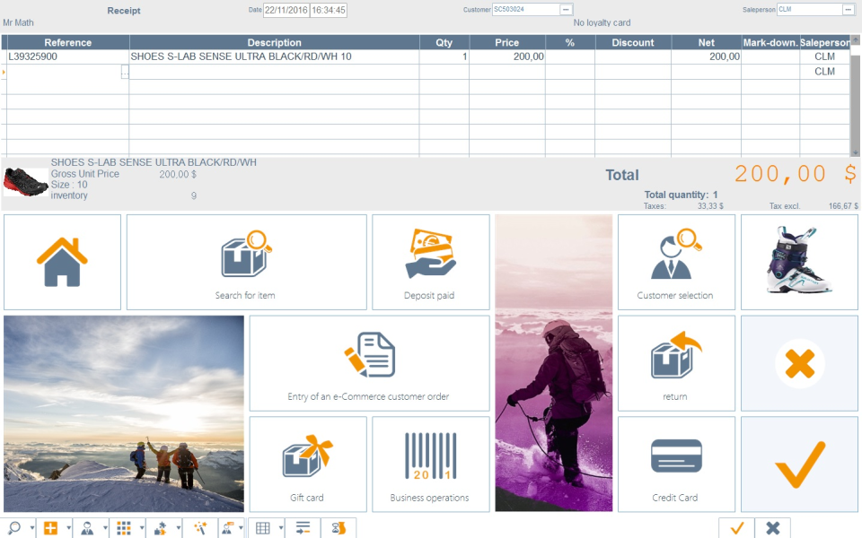 Cegid Retail Software - 1