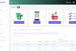 ZapERP Screenshot: ZapERP Inventory